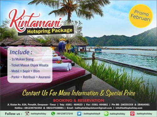 paket tour di Bali